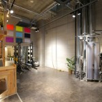 Training Space:広々としたファンクショナルスペース