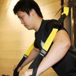 TRX:ファンクショナルトレーニングと言えばコレ。