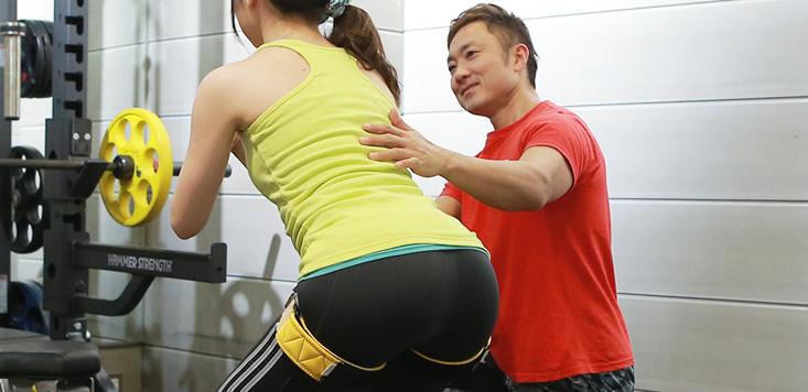 血流制限(BFR)トレーニング