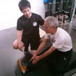 お年寄りこそパーソナルトレーニングを!