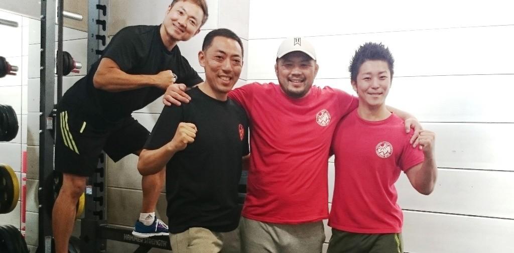 桜井マッハ速人パーソナルトレーニング