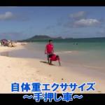 【SAWAKI GYMチャンネル】自体重エクササイズ~手押し車~