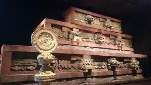 メキシコ国立人類学発物館