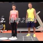 【SAWAKI GYMチャンネル】バーチャルパーソナルトレーニング:基礎②筋力をアップさせるパーソナルトレーニング