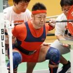 八須 拳太郎(スーパーレスラー) SAWAKI GYM 入団記念 特別プランが登場☆八須が教える絶対強くなる最強の BIG3強化法!!