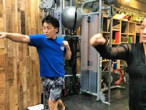 格闘技エクササイズ