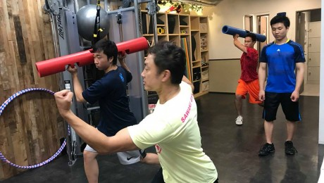 グループトレーニング