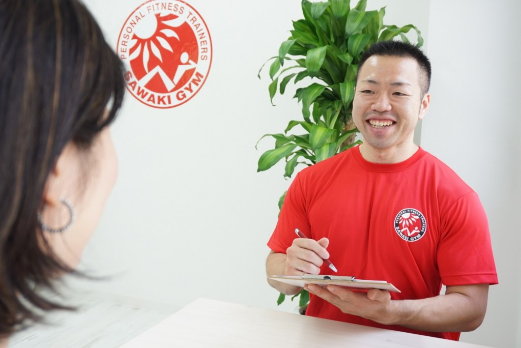 高田馬場パーソナルトレーニング