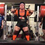 スクワット300kgに挑戦してみた