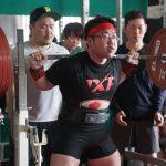 【試合結果報告】ウエストトーキョーパワーリフティング選手権大会