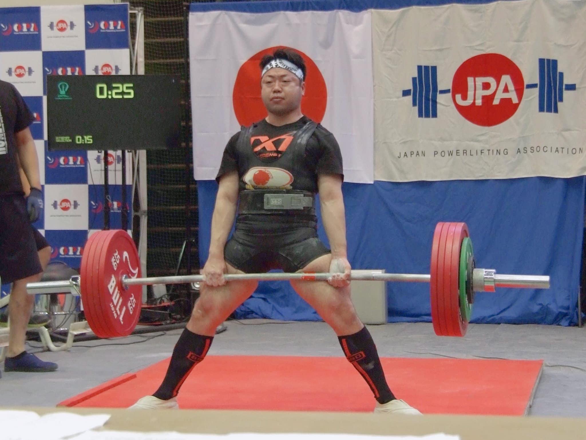 全日本パワーリフティング選手権大会03