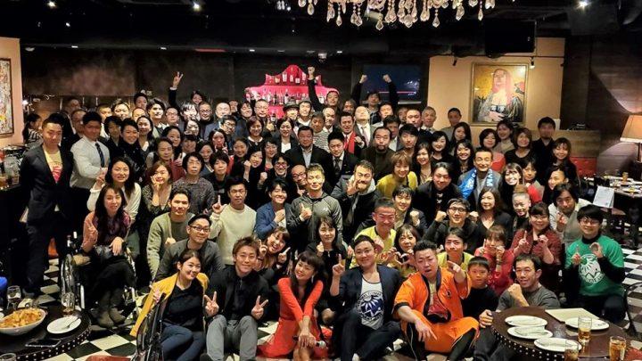 【ご報告】株式会社SAWAKI GYM10周年記念パーティー『WINGS』を開催させていただきました
