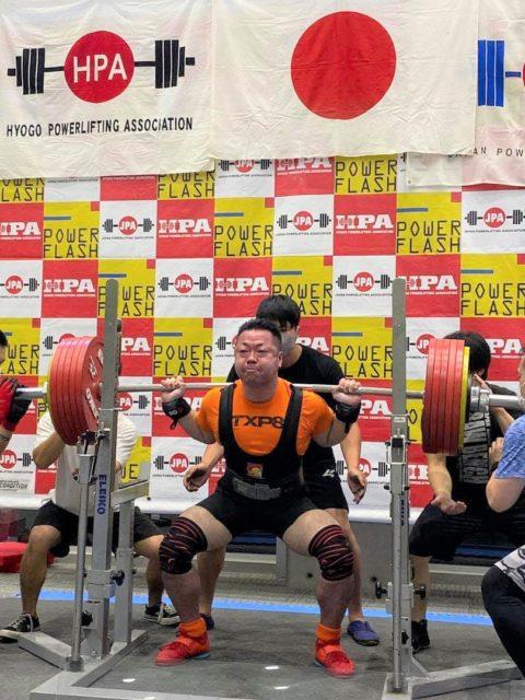 全日本パワーリフティング選手権大会202001