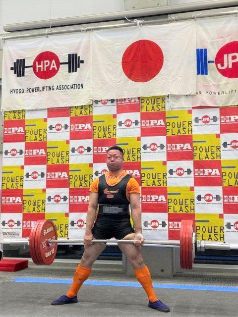 全日本パワーリフティング選手権大会202003