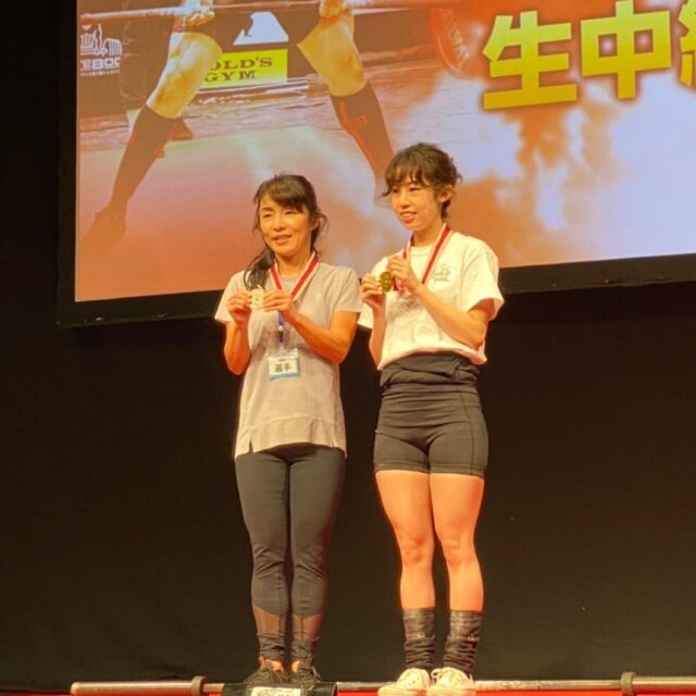 新人限定・TOKYOパワーリフティング選手権大会結果04